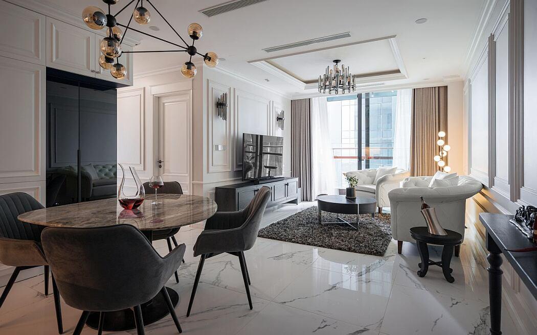 Sunshine City Apartment by BoringCity