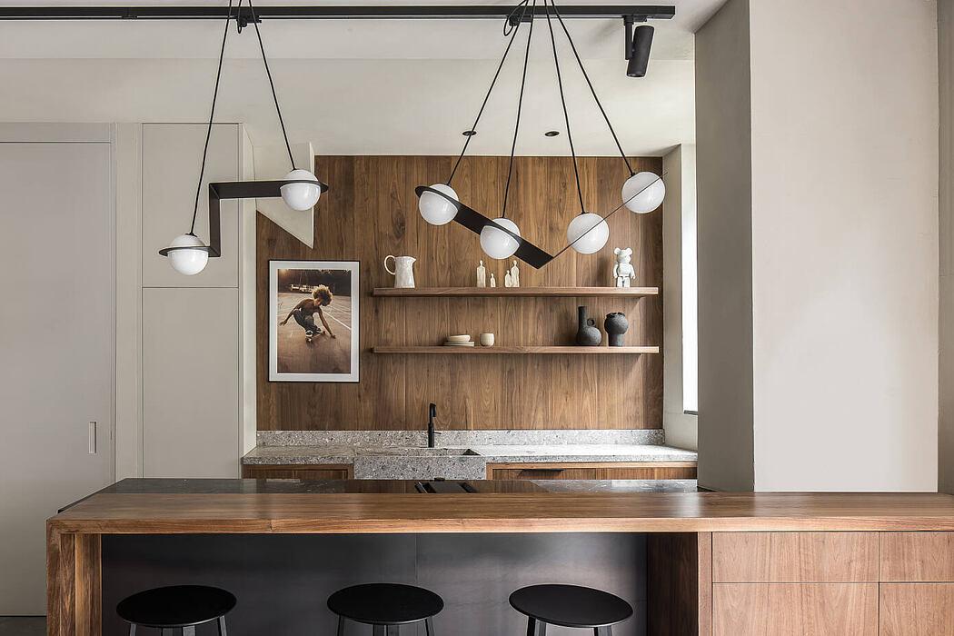 Garage Transformation by Barde+Vanvoltt