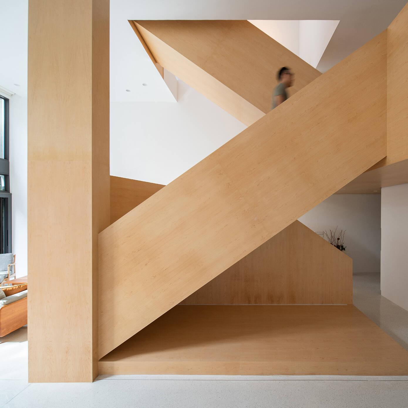 Makio House by Fabian Tan Architects