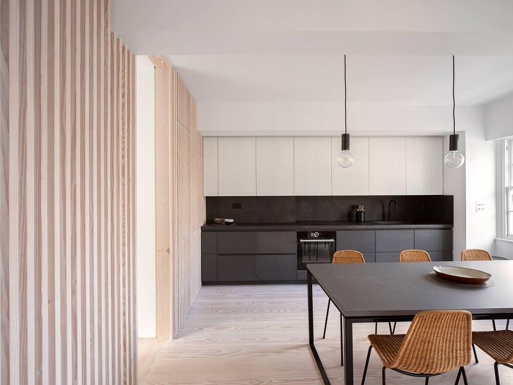Marylebone Apartment by Proctor & Shaw