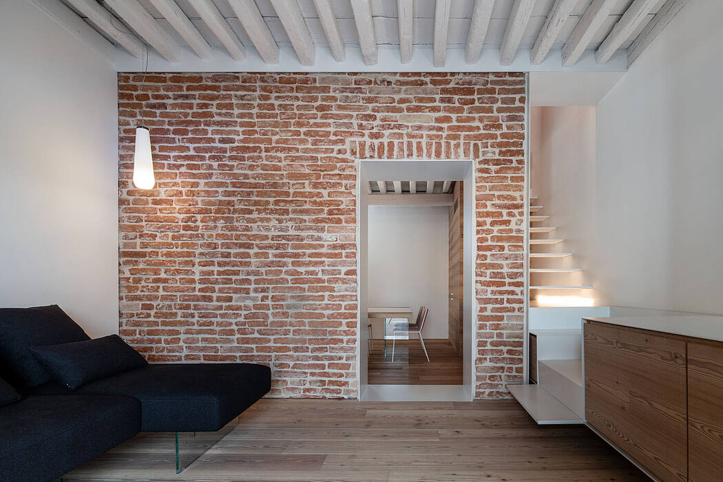 Residence in a Historic Building by AR&A Workshop
