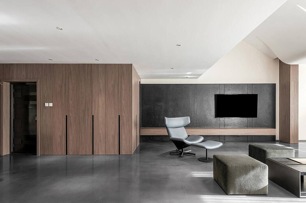 Sloping House by Ji Jian Design