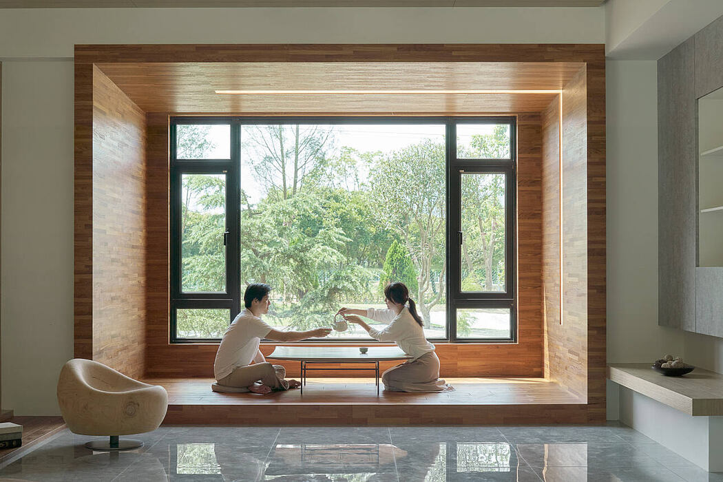 Tianling Villa by MisoSoupDesign