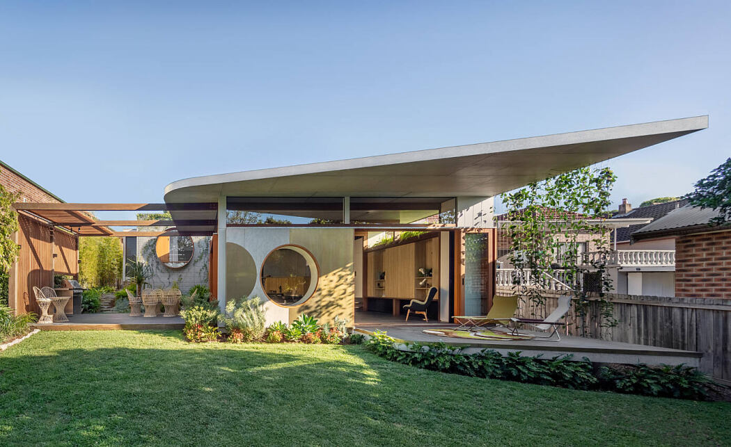 Totoro House by CplusC Architectural Workshop