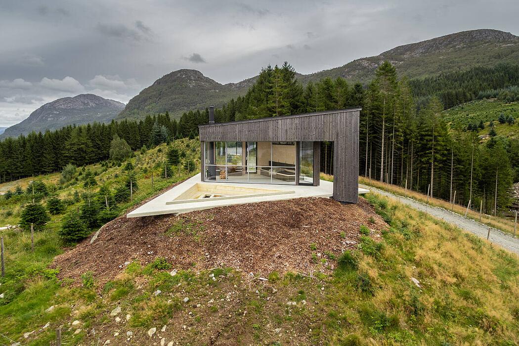 Viewpoint Vaulalia by Bergersen Arkitekter