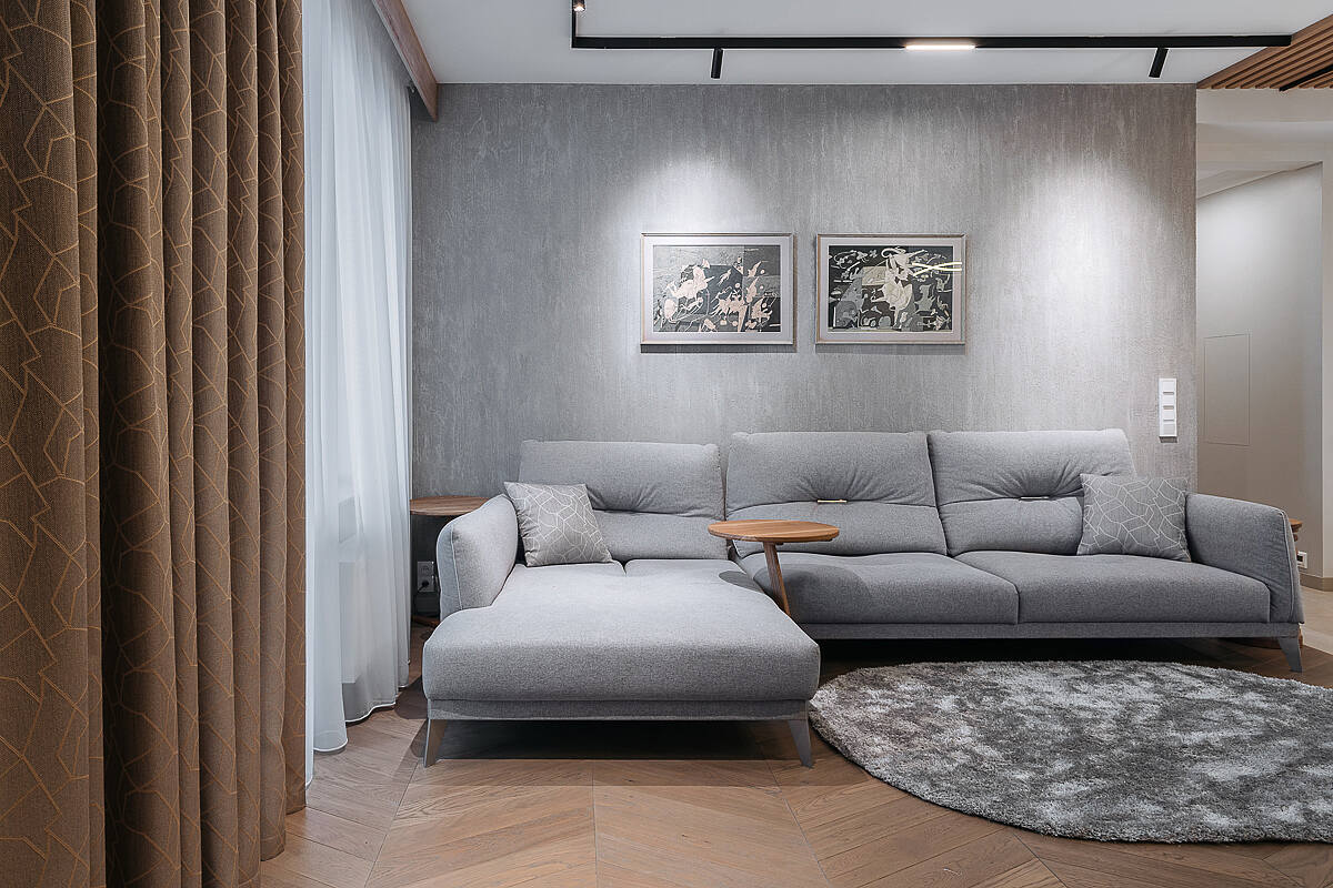 Apartment in Saint Petersburg by Peter Sergeev Architecture + Design
