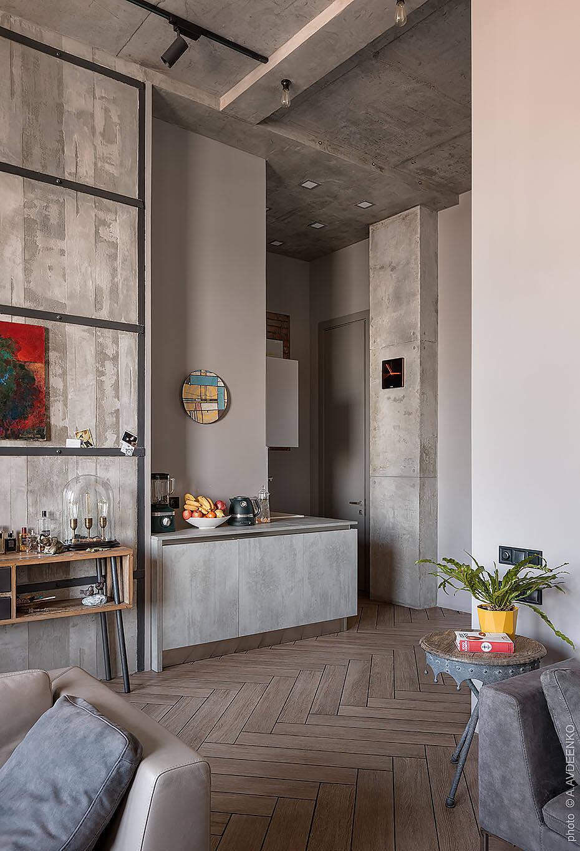 Vorobyov House by Vorobyov Design Buro