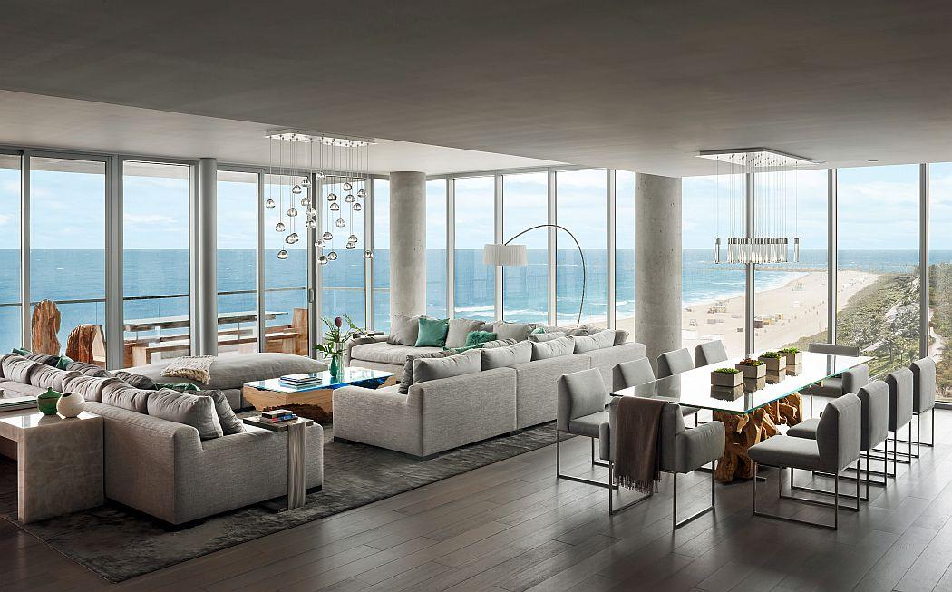 Miami Penthouse by Smiros & Smiros