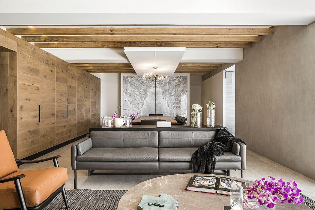 Quintana Apartment by Taller David Dana Arquitectura