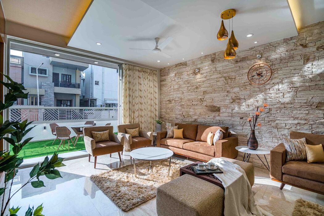 The Shaded House by Prashant Parmar Architect