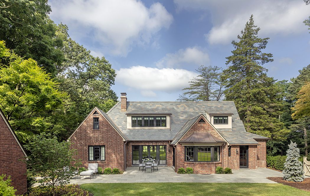 Tudor Revival by Smiros & Smiros