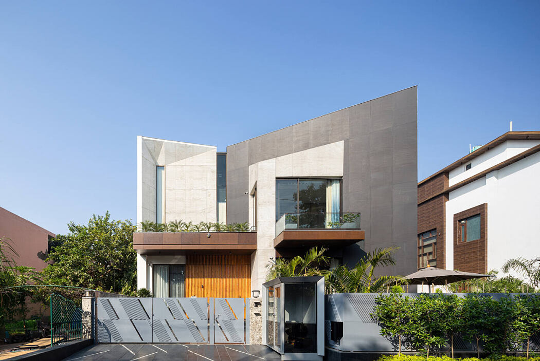 House 91/4 by Studio Ardete