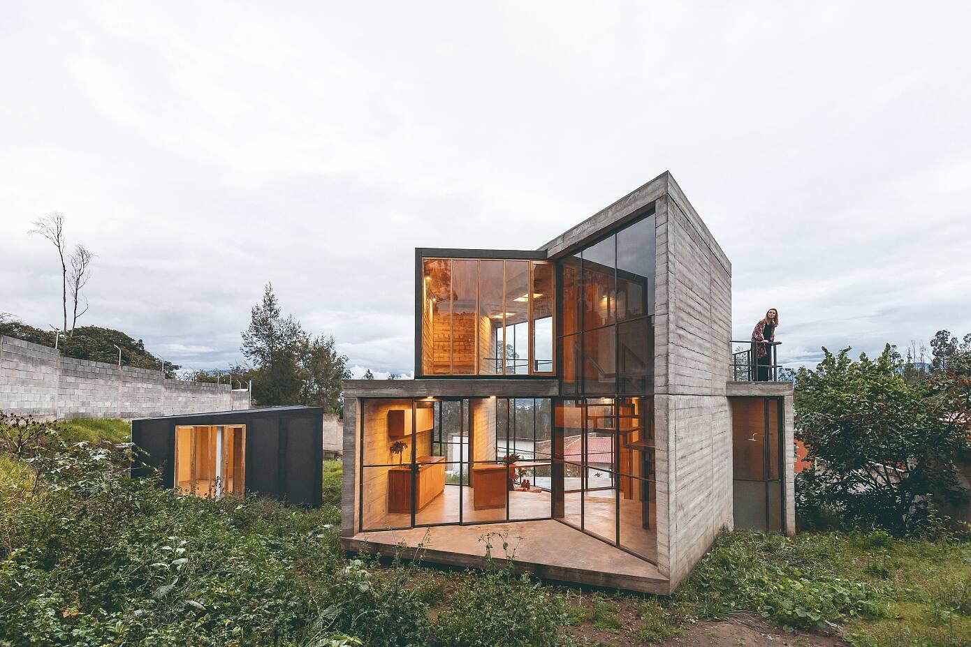 Muta House by Emilio Lopez