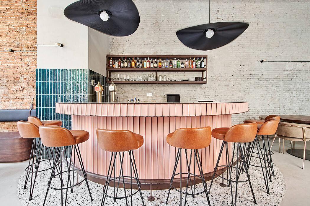 Nina Restaurant by Liat Eliav Design Studio