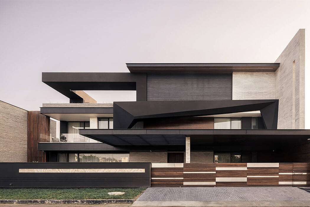 Carbonado Residence 1 by 23DC Architects