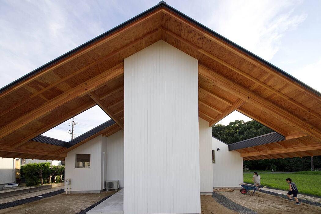 Kasa House by Katsutoshi Sasaki + Associates