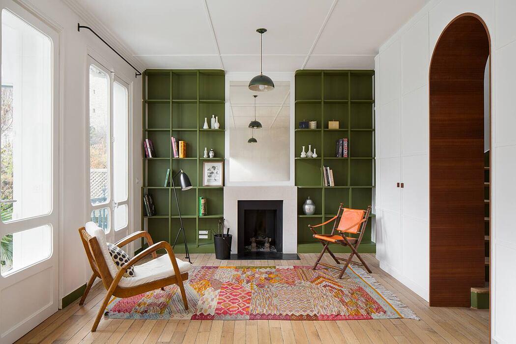 Transformation of a House by Atelier Pierre-Louis Gerlier