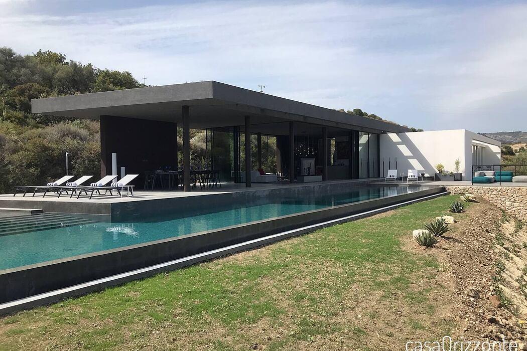 Casa Orizzonte by Corrado Greco