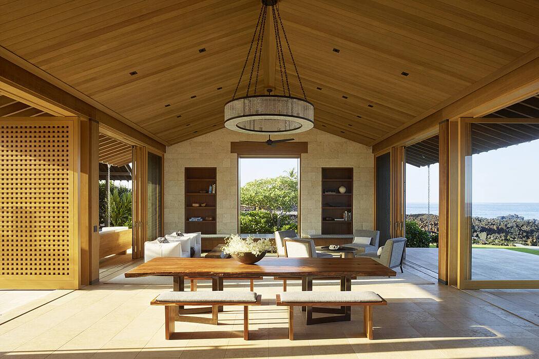 Huinawai Retreat by Walker Warner Architects