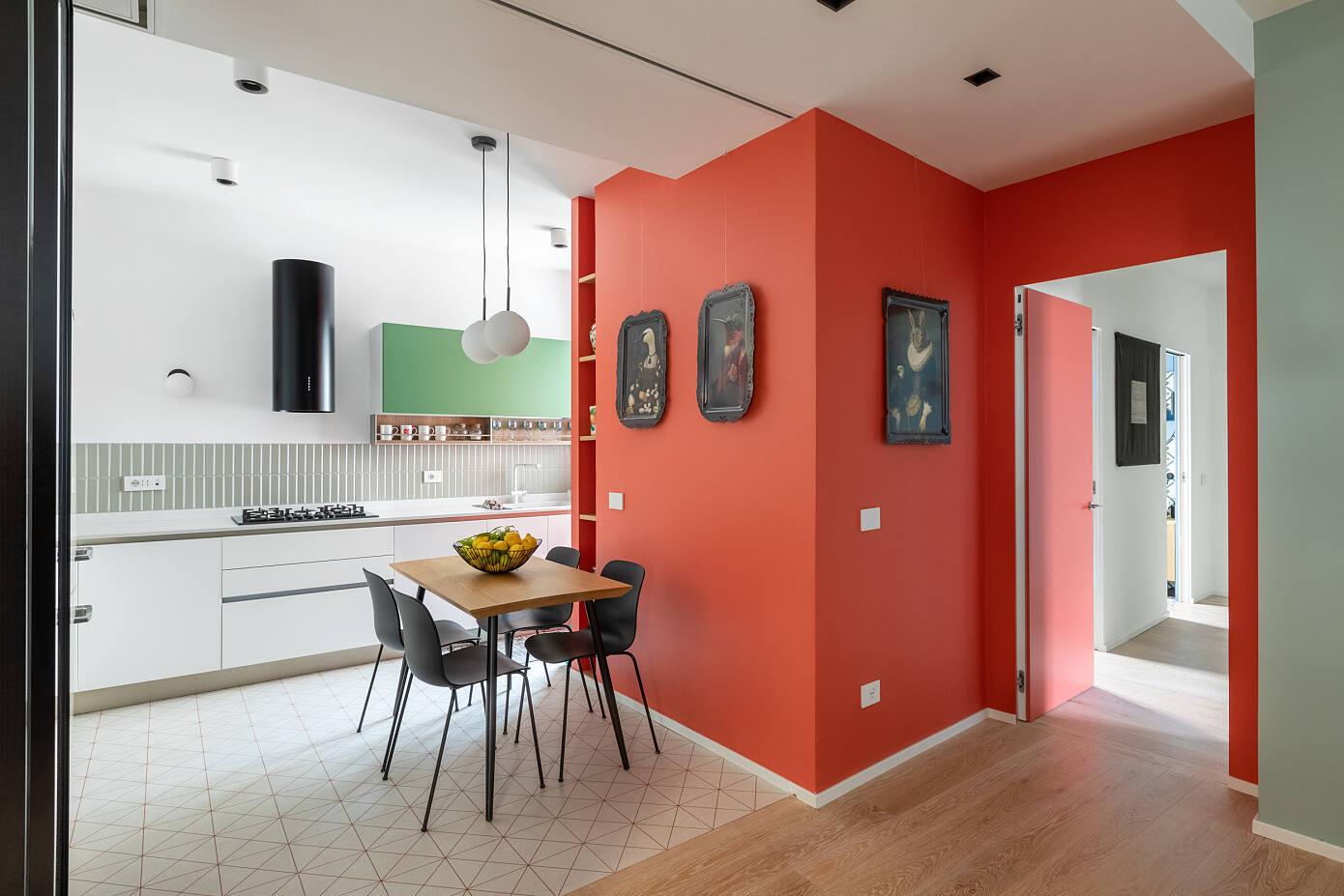 Casa Digianni&Eleonora by Maurizio Giovannoni