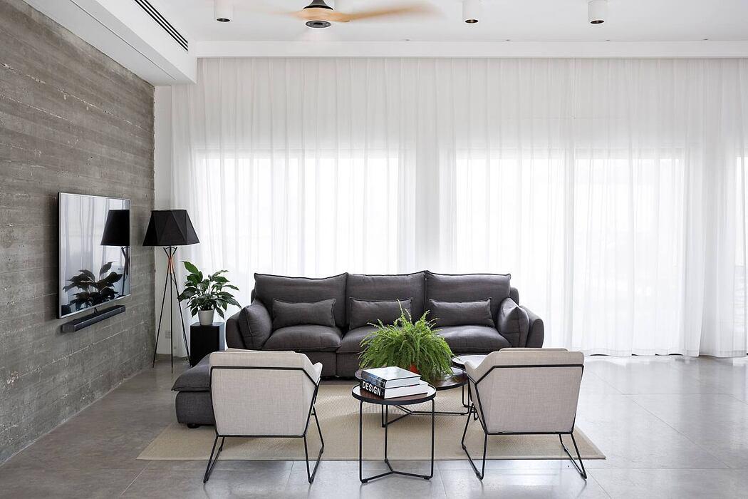 DST Villa-2 by Cohen Alon Architecture