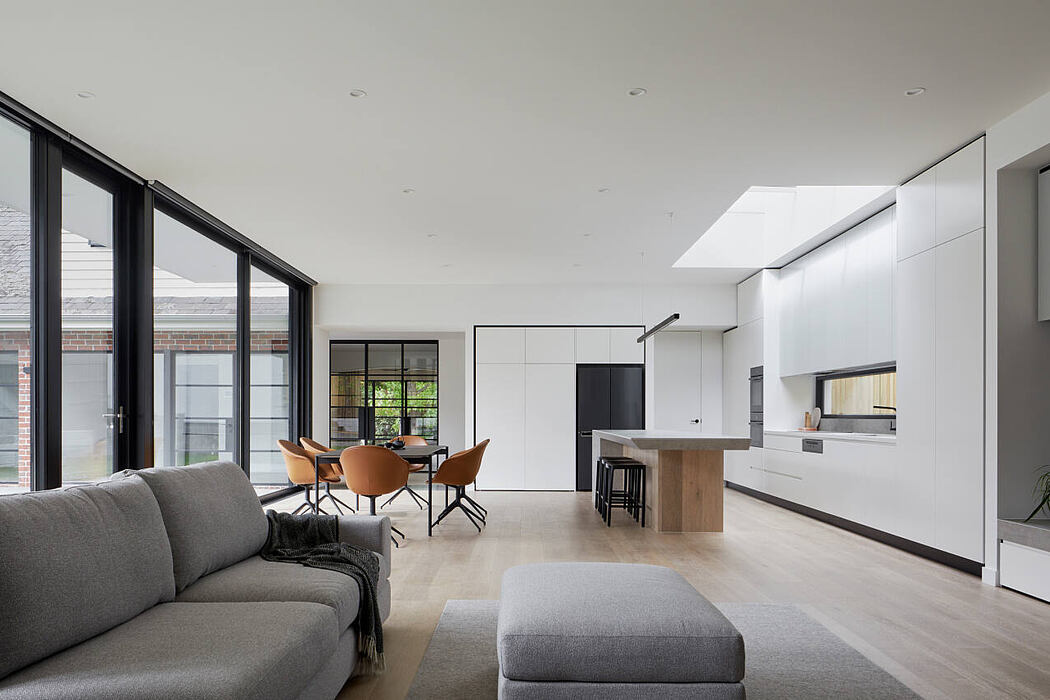 Robinson Rd House by Chan Architecture