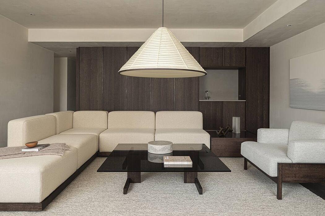 Azabu Residence by Norm Architects