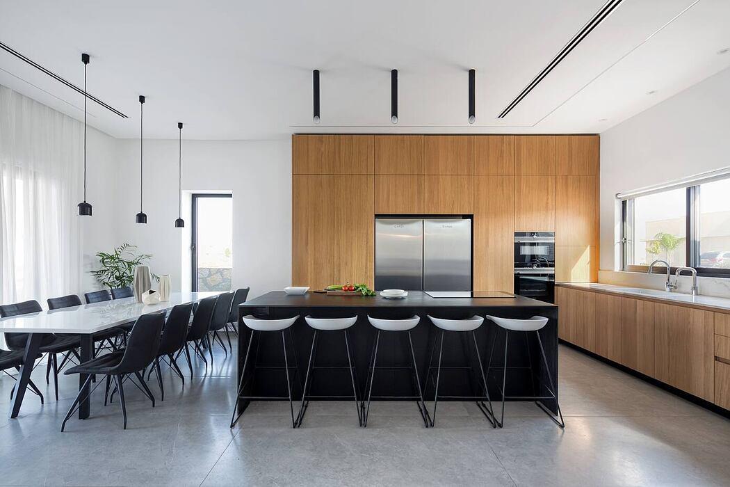 DST Villa-3 by Cohen Alon Architecture
