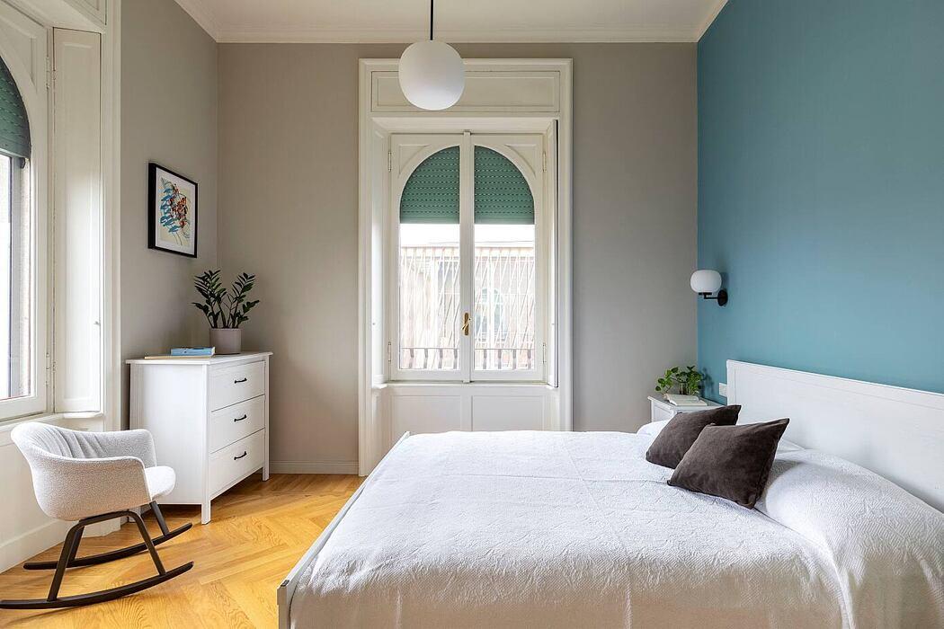 New Classic House in Milan by Lascia La Scia