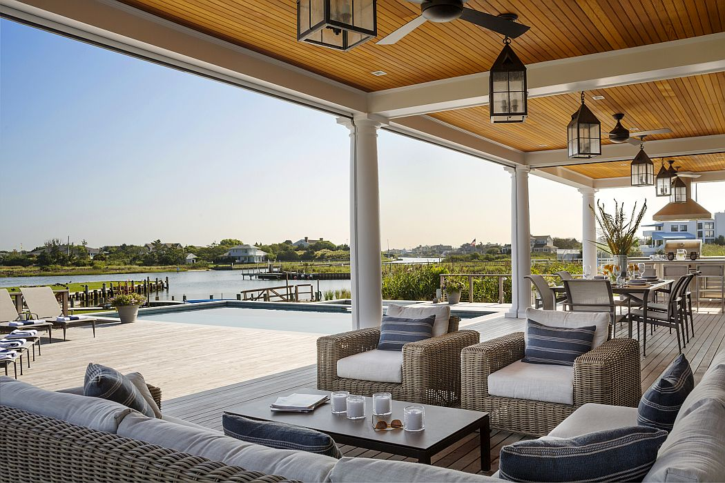 Quogue Shingle-Style by Smiros & Smiros