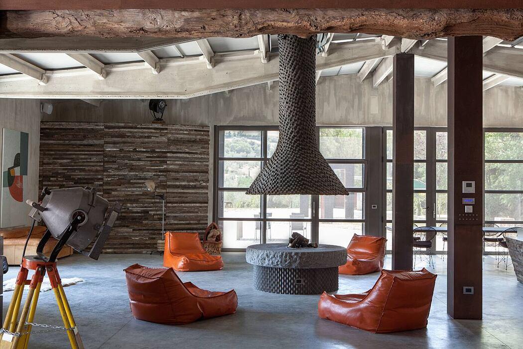 Art Hangar by Margarete Architetti