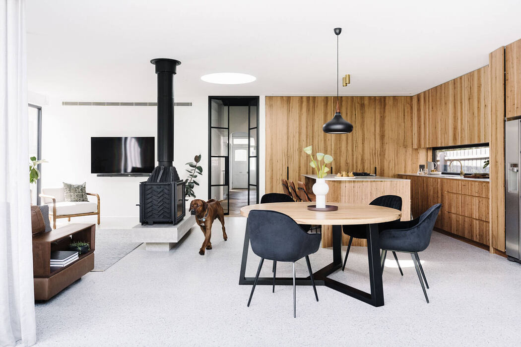 Fitzroy North Residence by Buckandsimple
