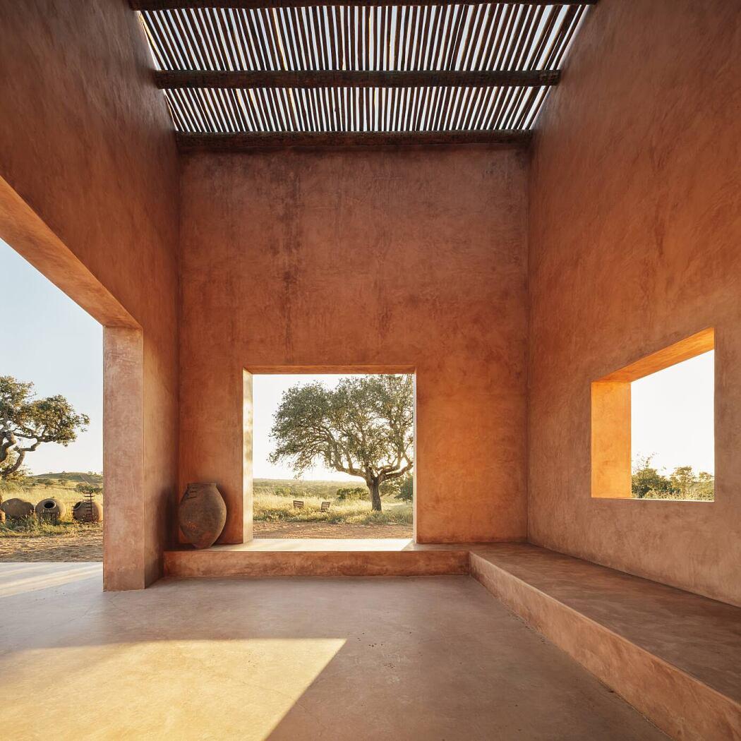 House in Gra?ndola by Bak Gordon Arquitectos