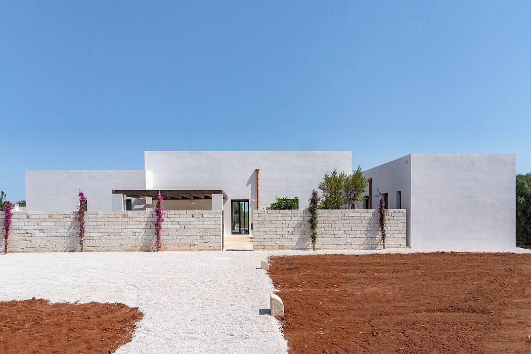 Orama Relais by Flore & Venezia Architects