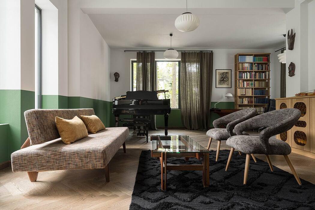 Bauhaus Villa 1936 by Loft Kolasiński
