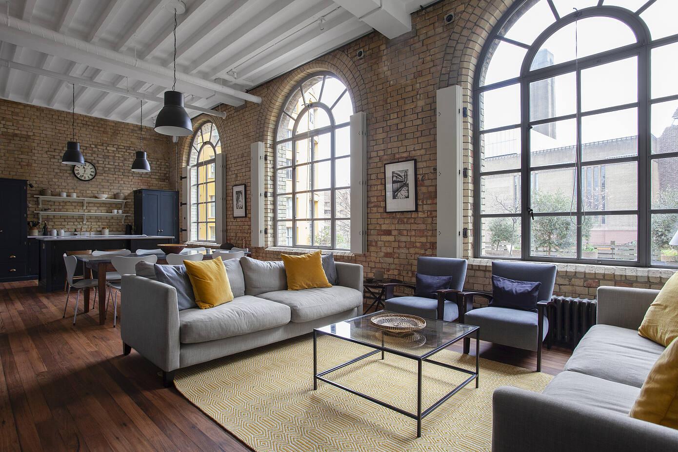 Bankside Loft by Yard Architects