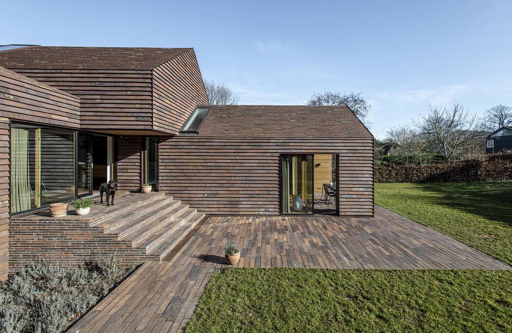 Villa E by C.F. Møller Architects