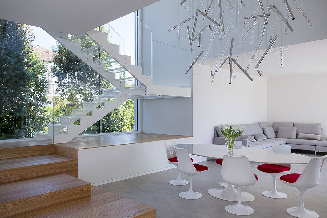 Home F+T+3 by Caprioglio Architects