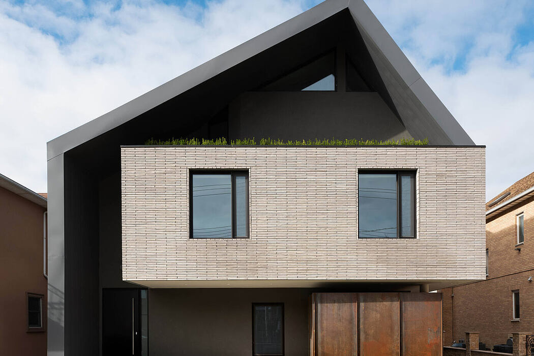The Glyptis House by Tom Winter Architects