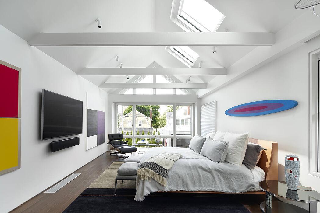Gallery House by John Wingfelder Architect