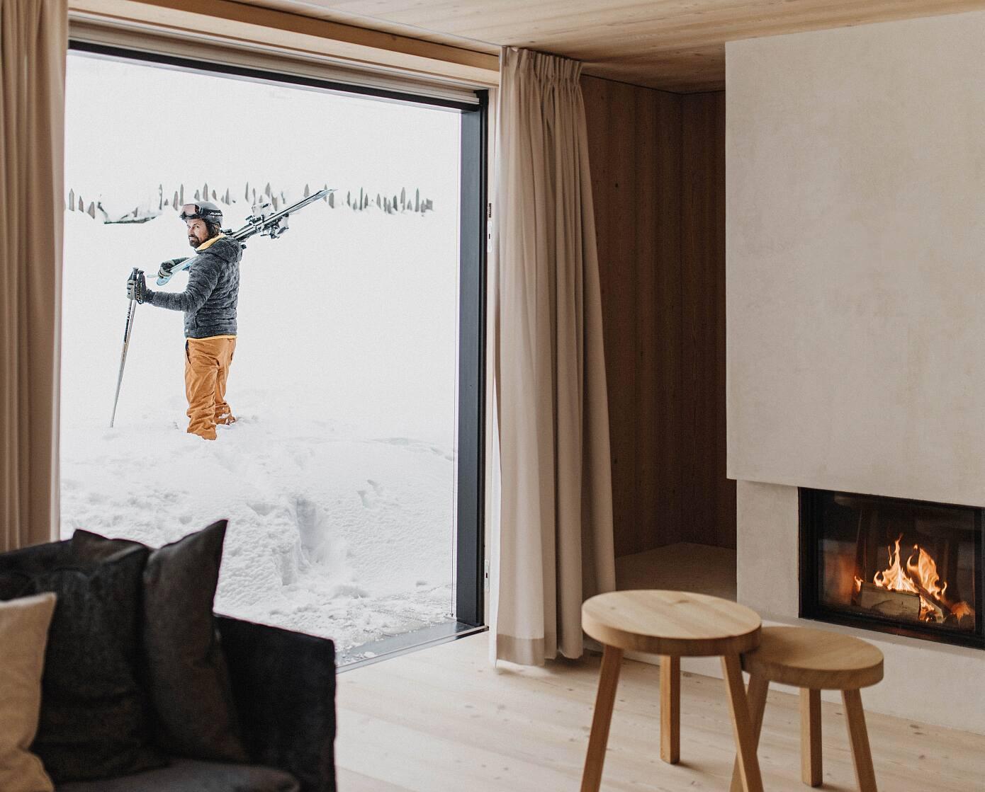 Larix Lodge by Christiane Agreiter