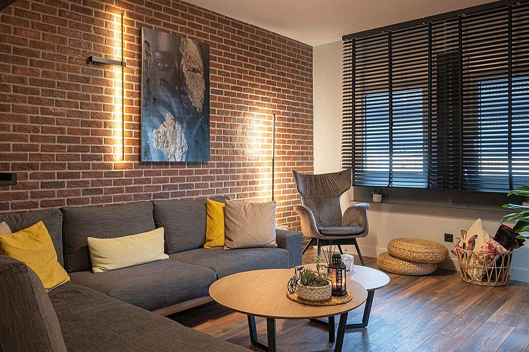 ML Apartment by Nasia Spyridaki Architecture & Design
