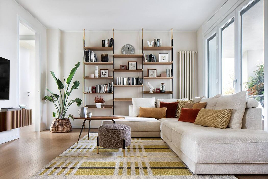 Apartment in Brianza by Veronica Longoni