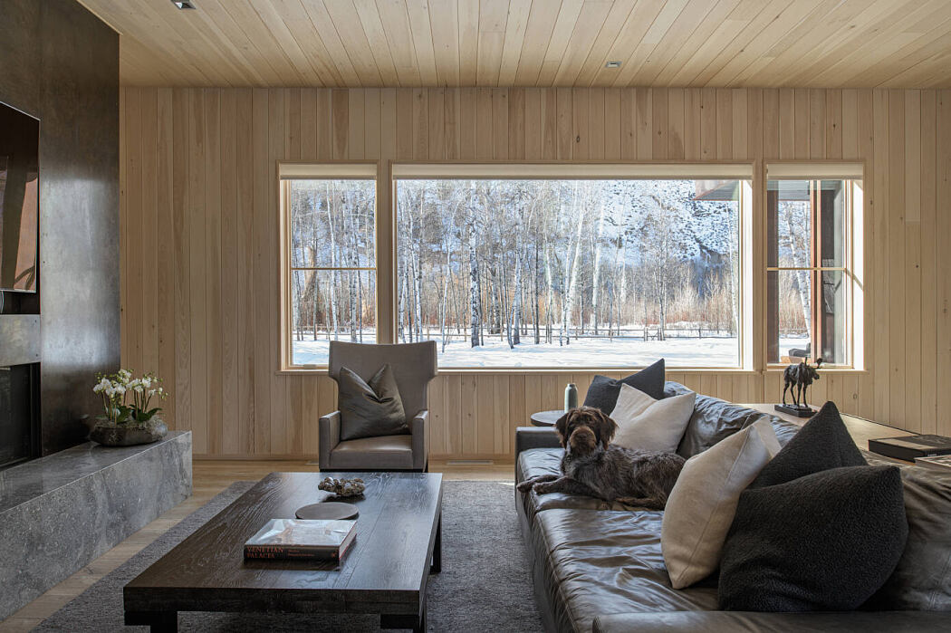 Big Wood Residence by de Reus Architects