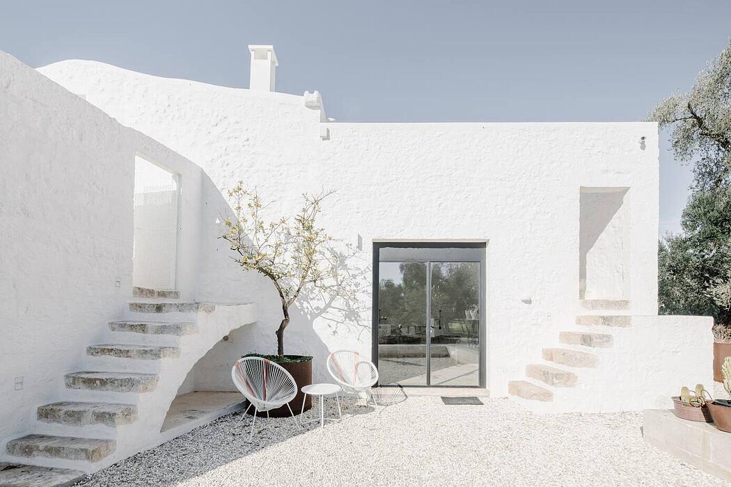 Dagilupi Farmhouse by Corsaro Architetti