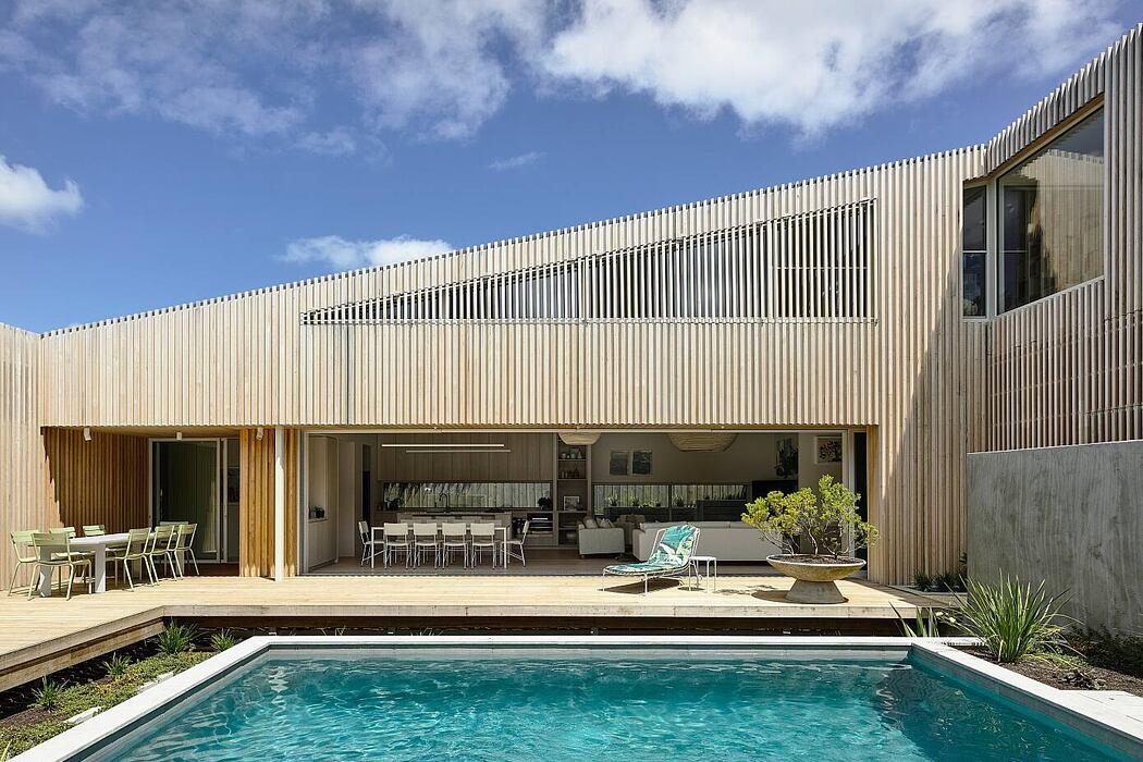 Franklin Residence by Ola Studio
