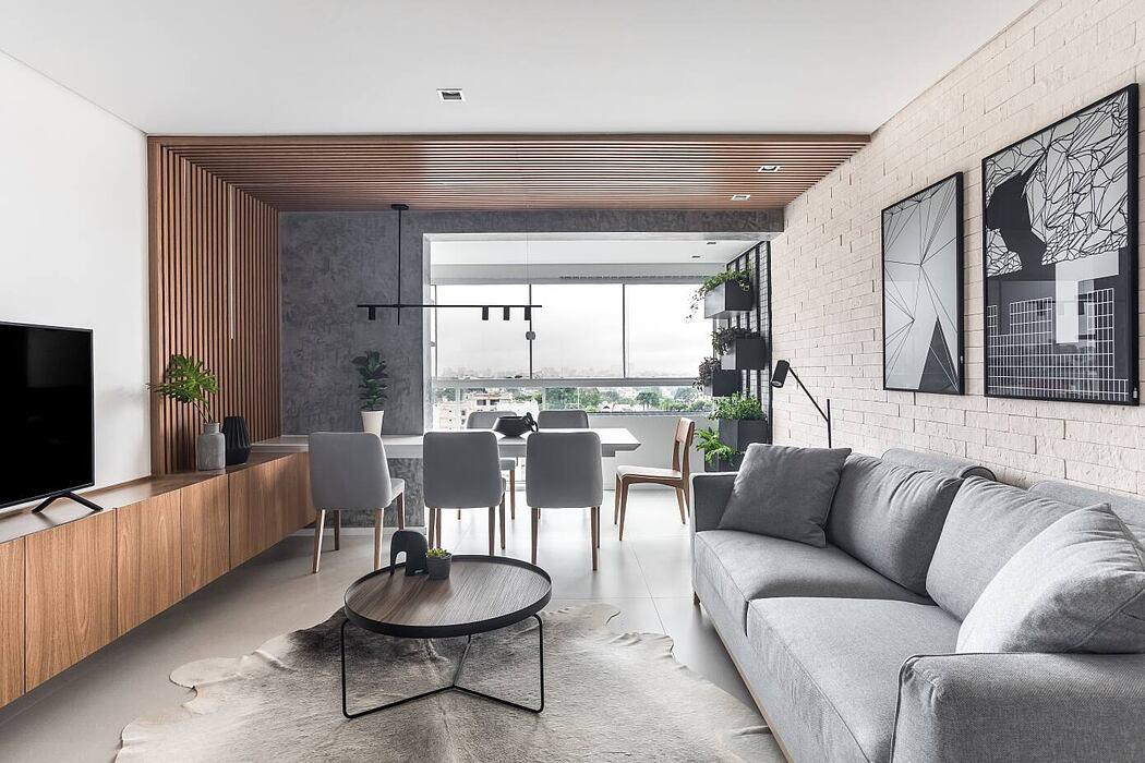 Retorno Apartment by Leonardo Tulli