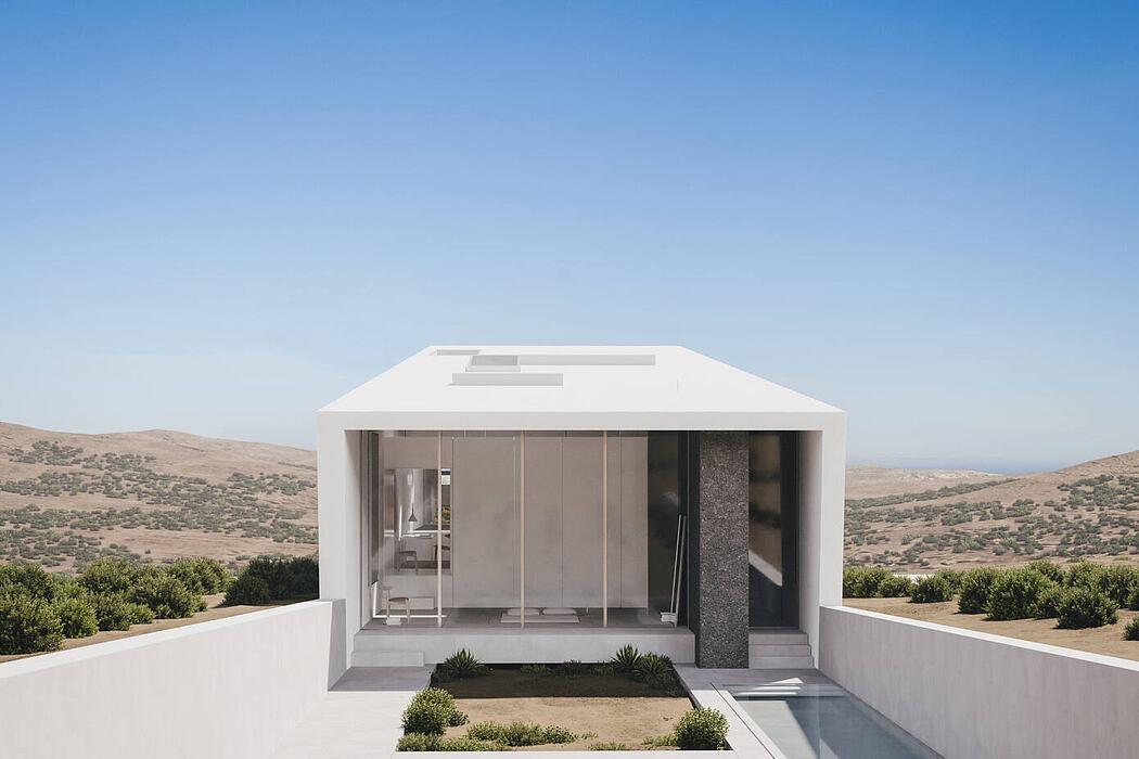 House 6° by Mado Samiou Architecture
