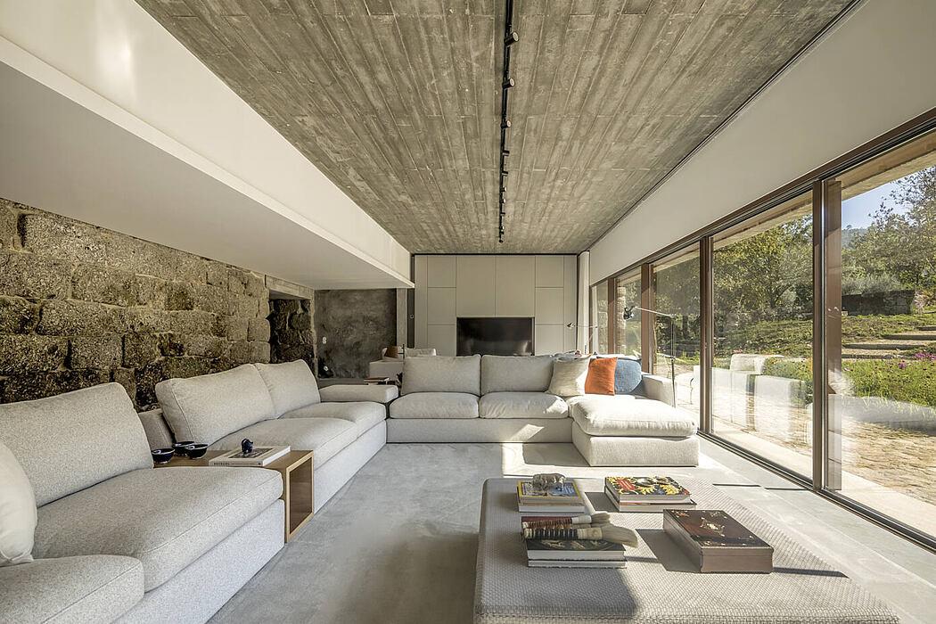 House in Minho by Germano de Castro Pinheiro Arquitectos