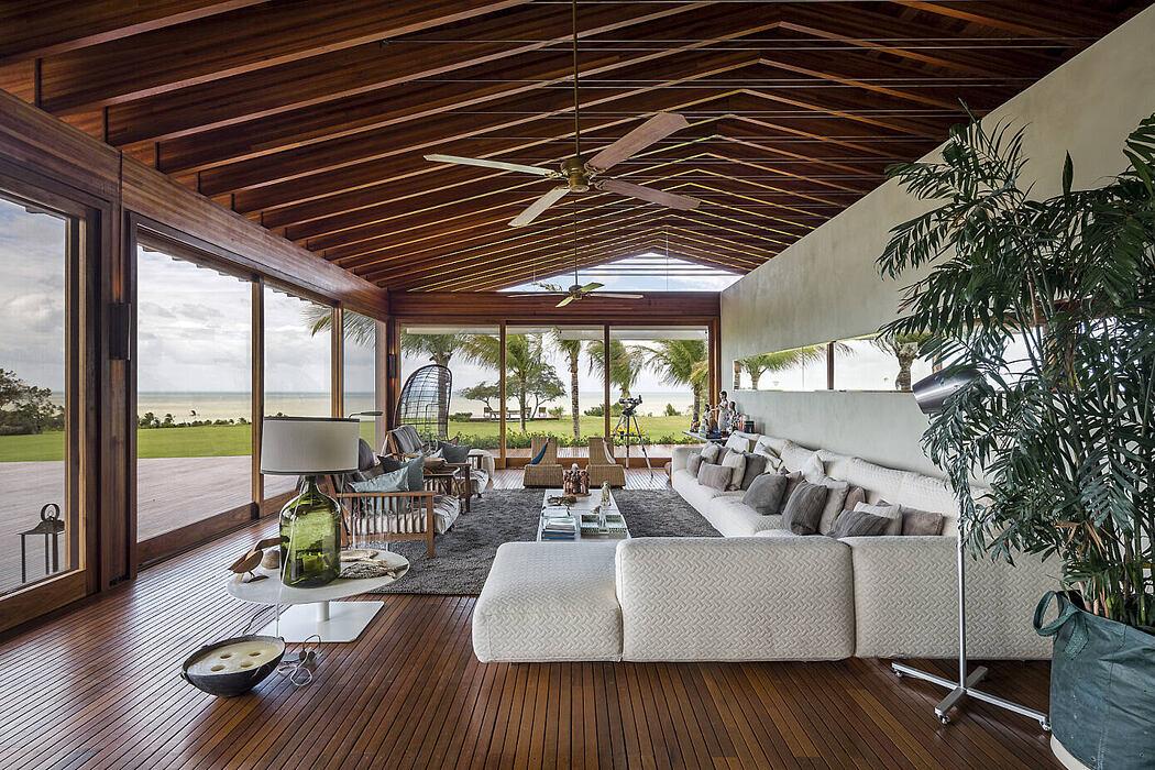 JCA House by Bernardes Arquitetura